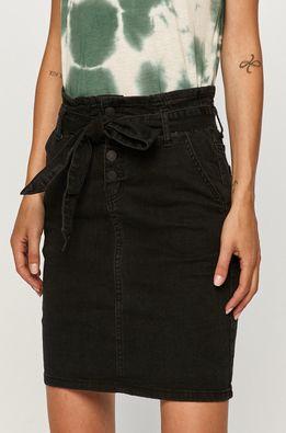 Answear - Rifľová sukňa Answear Lab