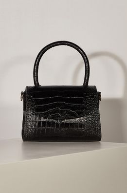 Answear.LAB limitovaná kolekcia - Kožená kabelka