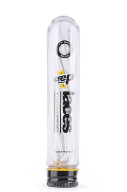 Crep Protect - Дантели/Връзки Crep Protect Laces WHITE ROUND