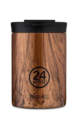 24bottles - Термочаша Travel Tumbler Sequoia Wood 350ml