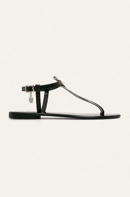 Trussardi Jeans - Kožené sandále