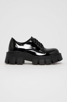 Altercore - Половинки обувки Deidra Vegan Black Patent