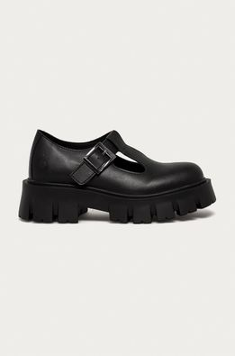 Altercore - Половинки обувки Jane Vegan Black