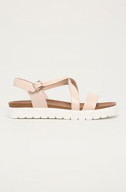 Wojas - Кожени сандали