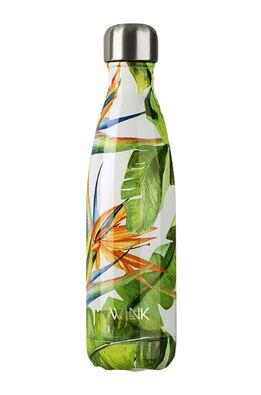 Wink Bottle - Termo fľaša BIRD OF PARADISE