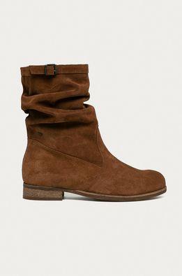 Wojas - Semišové topánky