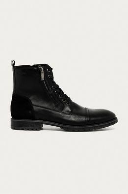 Wojas - Pantofi inalti de piele