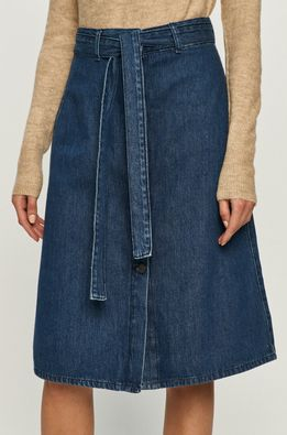 Cross Jeans - Rifľová sukňa