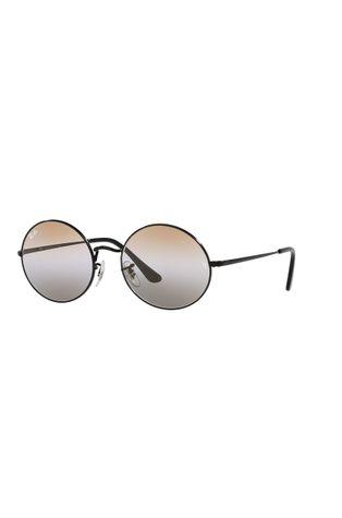Ray-Ban - Okulary przeciwsłoneczne Oval 1970