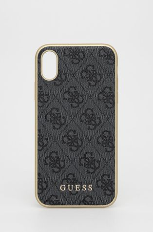 Guess - Etui na telefon iPhone XR