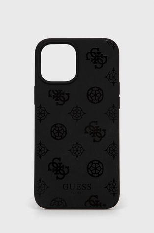 Guess - Etui na telefon iPhone 12 Pro Max