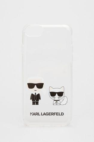 Karl Lagerfeld - Кейс за телефон iPhone 7/8/SE