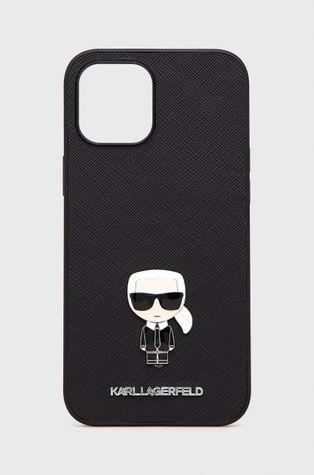 Karl Lagerfeld - Etui na telefon iPhone 12 Pro Max