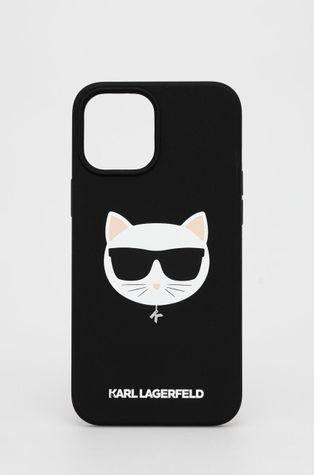 Karl Lagerfeld - Кейс за телефон iPhone 12 Pro Max