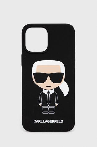 Karl Lagerfeld - Кейс за телефон iPhone 12-Pro Max