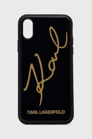 Karl Lagerfeld - Кейс за телефон iPhone X/Xs