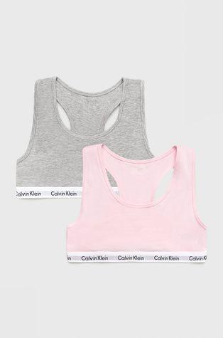 Calvin Klein Underwear - Detská podprsenka 128-176 cm (2-pak)
