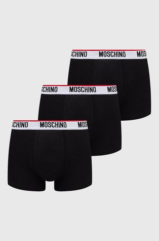 Moschino Underwear - Μποξεράκια (3-pack)