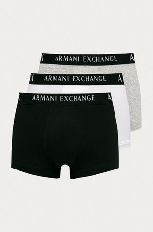 Armani Exchange - Boxerky (3-pak)