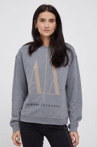 Armani Exchange - Bluza bawełniana