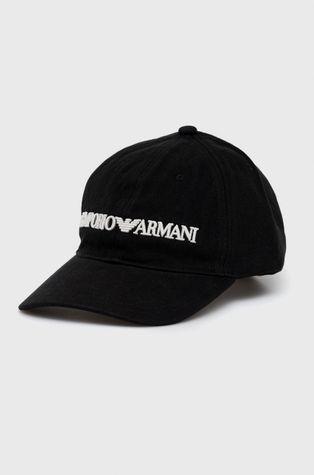 Emporio Armani - Хлопковая кепка