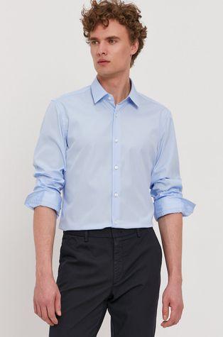 Boss - Хлопковая рубашка