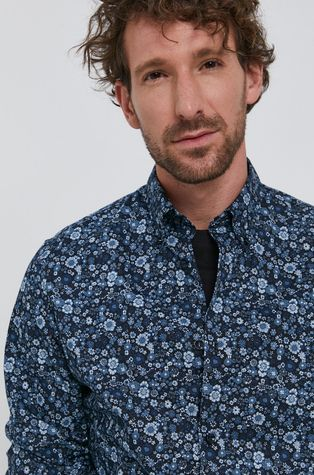 Selected - Бавовняна сорочка