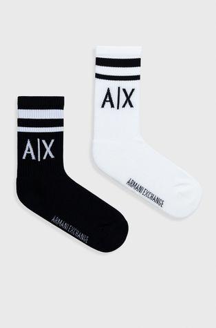 Armani Exchange - Ponožky (2-pak)