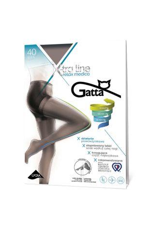 Gatta -Колготки X-tra Line Relax Medica 40 DEN
