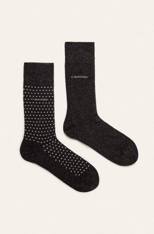 Calvin Klein - Чорапки (2-бройки)