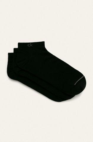Calvin Klein - Členkové ponožky (3-pak)
