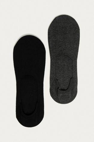 Levi's - Kotníkové ponožky (2-pack)