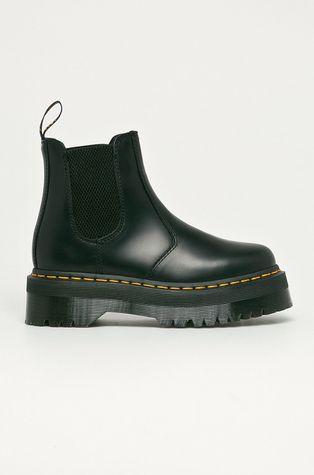 Dr. Martens - Шкіряні черевики 2976 Quad