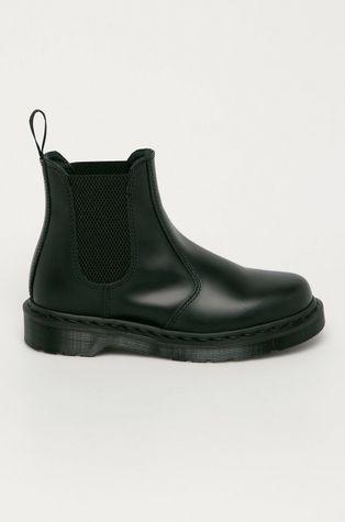 Dr. Martens - Kožené kotníkové boty 2976 Mono