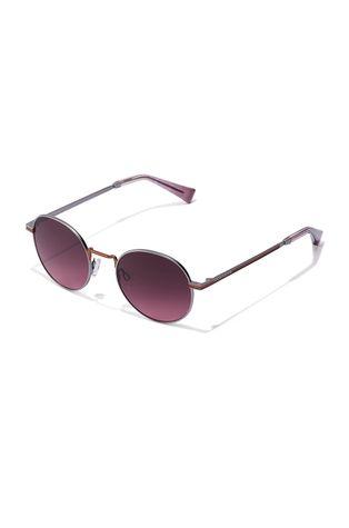 Hawkers - Okulary przeciwsłoneczne SILVER RED MOMA