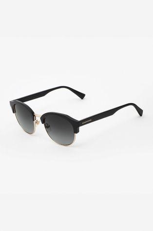 Hawkers - Okulary przeciwsłoneczne RUBBER BLACK GRADIENT CLASSIC