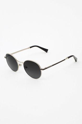 Hawkers - Okulary przeciwsłoneczne SILVER BLACK GRADIENT MOMA