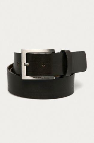 Karl Lagerfeld - Kožený pásek