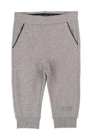 Boss - Dětské kalhoty 62-80 cm