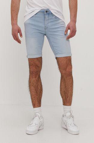 Only & Sons - Rifľové krátke nohavice