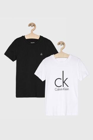 Calvin Klein Underwear - Dětské tričko (2-Pack) 104-176 cm