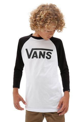 Vans - Dětské tričko s dlouhým rukávem 129-173 cm