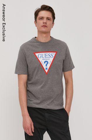 Guess - T-shirt z kolekcji urodzinowej
