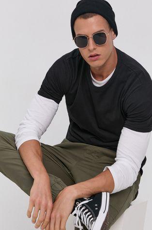 !SOLID - T-shirt bawełniany