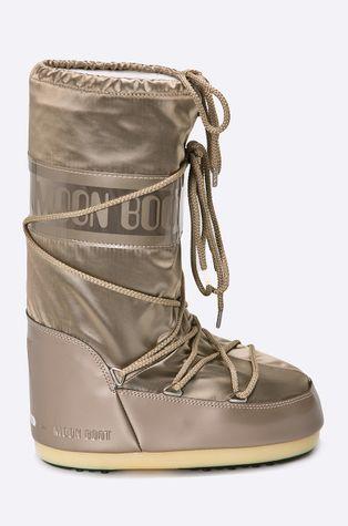 Moon Boot - Μπότες χιονιού Glance Platinum