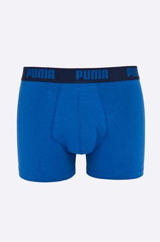 Puma - Boxeri Puma Basic Boxer 2P true blue (2-pack)