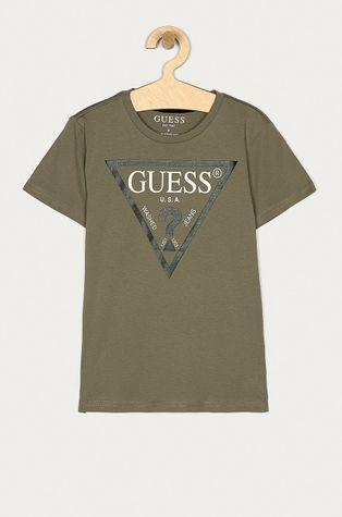 Guess Jeans - T-shirt dziecięcy 116-176 cm