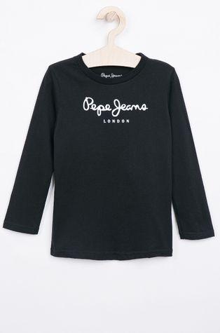 Pepe Jeans - Dětské tričko s dlouhým rukávem New Herman 92-180 cm