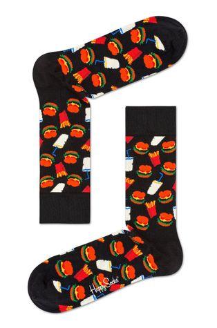 Happy Socks - Skarpety Hamburger
