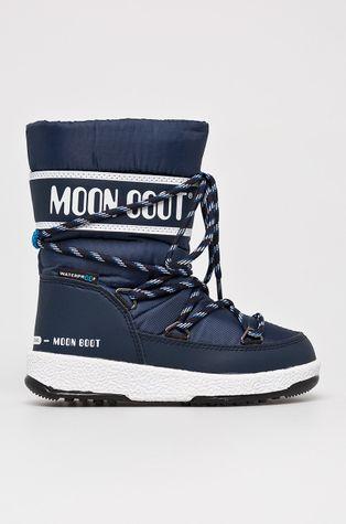 Moon Boot - Buty dziecięce Jr Boy Sport